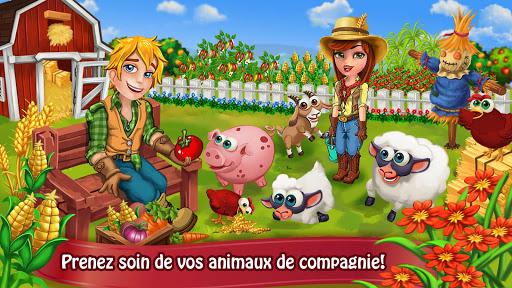 Télécharger gratuit Jour Farm Village: Agriculture Jeux hors ligne APK MOD 2