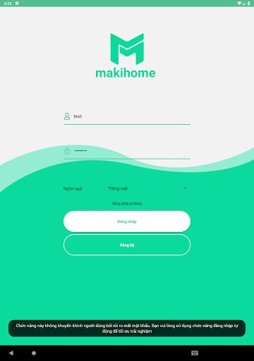 Makihome 2.4.13-a Screenshots 10