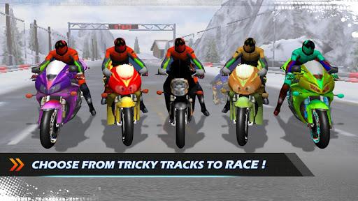 bike race 3d - moto racing screenshot 2