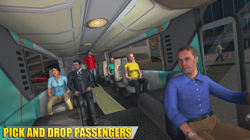 City Coach Bus Simulator 3D 1.6 screenshots 11