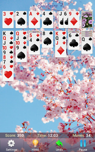 Solitaire - Classic Klondike Solitaire Card Game screenshots 12