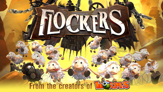 Flockers Capture d'écran