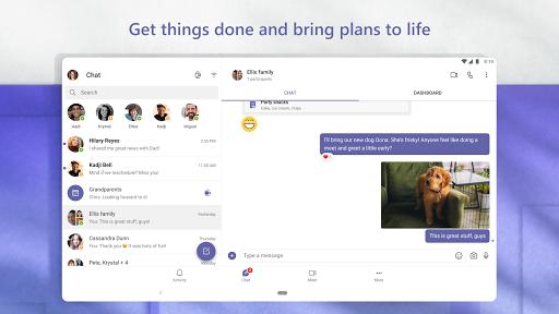Microsoft Teams apktram screenshots 11