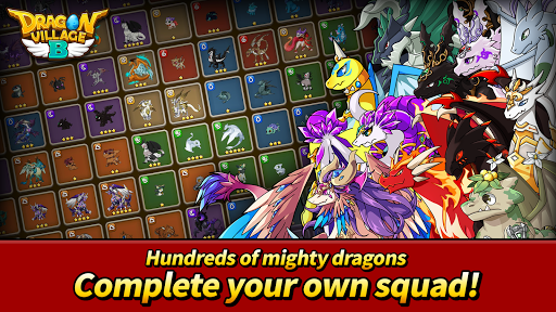 Dragon Village B - Dragon Breeding Puzzle Blast 1.1.29 screenshots 1
