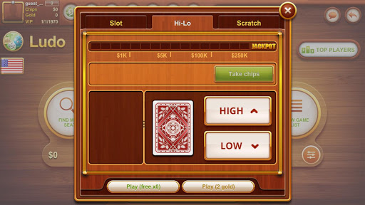 LUDO BY FORTEGAMES( Parchu00eds ) apkpoly screenshots 3