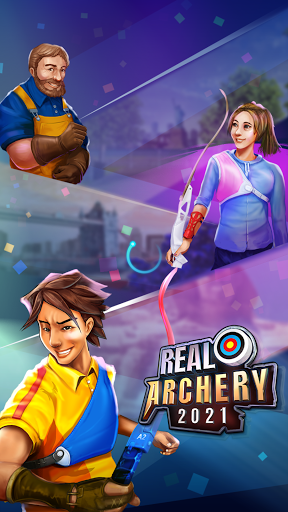 Real Archery 2021 : PvP Multiplayer 1.25 screenshots 1