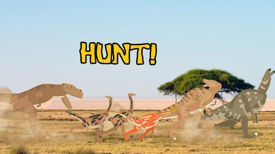 T-Rex Fights Stegosaurus 0.10 Pc-softi 3