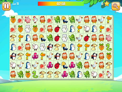 Kawaii Onet - Free Connect Animals 2020 1.3.0 screenshots 6