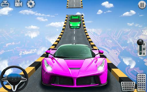 Car Stunt Racing Games-Mega Ramp Car Stunt Driving  screenshots 1