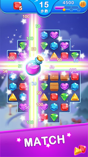 Jewel Blast Dragon - Match 3 Puzzle 1.19.10 screenshots 1