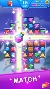 Jewel Blast Dragon - Match 3 Puzzle 1.19.10 (Premium)