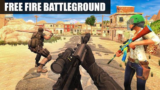 New Legend Fire Squad: Free-Fire-Battleground 3D 1.0.2 screenshots 2