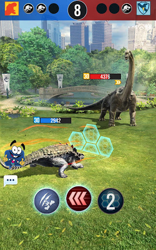 Jurassic World Alive 2.5.26 Screenshots 8