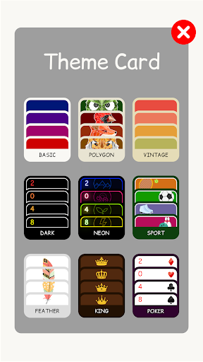 2048 : Solitaire Merge Card  screenshots 3