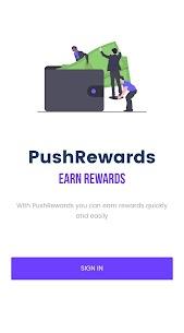 PushRewards – Earn Rewards and Gift Cards 1