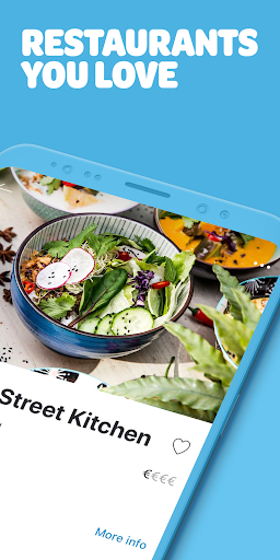 Wolt: Food delivery 3.23.2 Screenshots 5