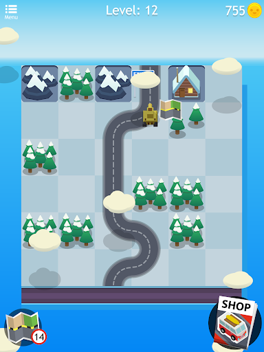 Road Trip FRVR - Connect the Way of the Car Puzzle 1.1.7 Pc-softi 12