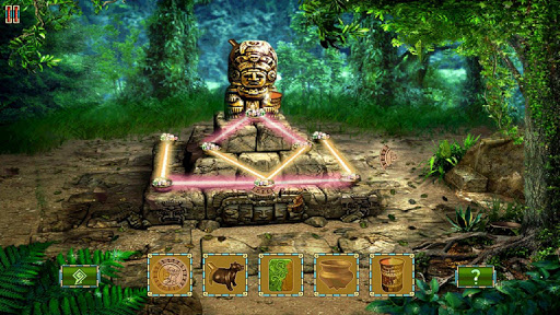Treasure of Montezuma - 3 in a row games free  screenshots 16