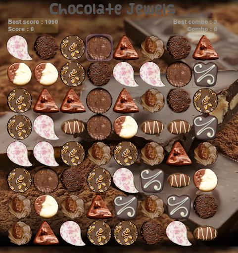 Chocolate Jewels screenshots 11