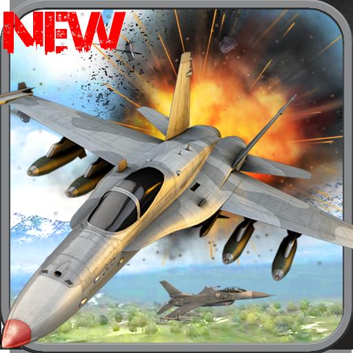 Air Fighter Battle -  Gunship War For PC Windows (7, 8, 10 and 10x) & Mac Computer