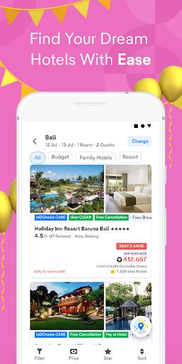 tiket.com - Hotels, Flights, To Dos apktram screenshots 3