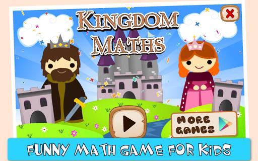 Kingdom Maths: maths kids game For PC Windows (7, 8, 10, 10X) & Mac Computer Image Number- 5