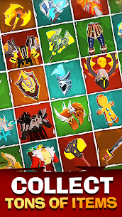Mighty Quest For Epic Loot – 6.1.0 MOD APK [UNLIMITED LOOT] 3