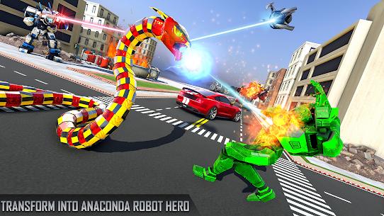 Anaconda Robot Car Transform 4