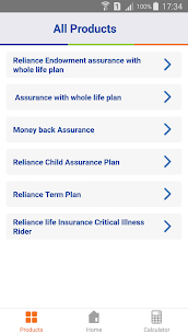 Reliance Life Insurance Apk 3