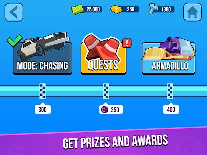 Image For Smash racing: drive from cops, make an epic crash! Versi 6.7.7 19