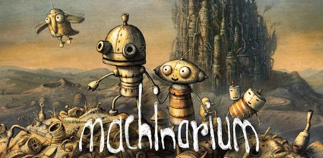 Скриншот №1 к Machinarium