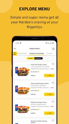 Hardee's Saudi Arabia - Burger & Sandwich Meals!のおすすめ画像3