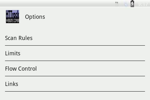 HTTrack Website Copier 3.49.02.63 Screenshots 4