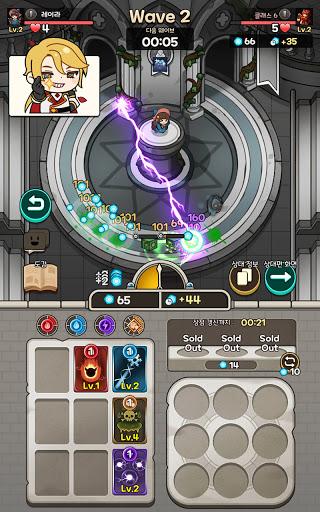 SpellMaster : Real-time Magic PvP Defense apkdebit screenshots 13