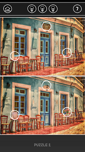 Find the differences  screenshots 3