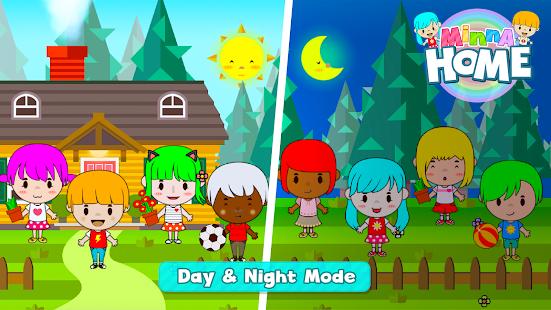 Minna Home Sweet Pretend Playground 1.1.1 screenshots 1