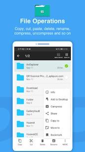 Es File Manager – File Explorer Apk Download New 2021 4