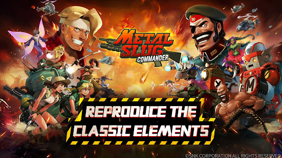 How to hack Metal Slug : Commander for android free