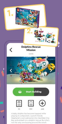 LEGOu00ae Building Instructions apkdebit screenshots 5
