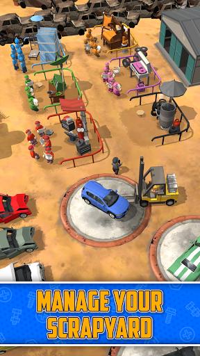 Scrapyard Tycoon Idle Game 0.11.1 screenshots 1