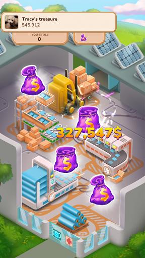 Factory Empire: Raid Master ud83eudd29 Coin Kingdom ud83dudc8eud83dudc8e screenshots 3