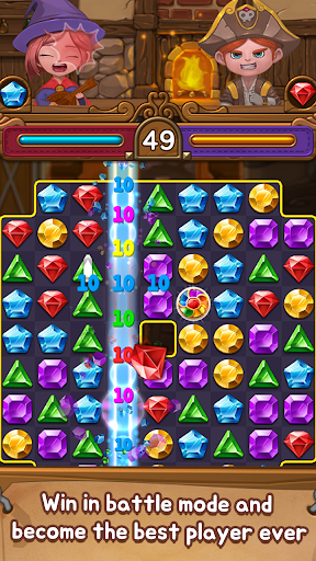 Jewels Time : Endless match 2.10.1 screenshots 4