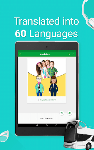 Speak German - 5000 Phrases & Sentences modavailable screenshots 18