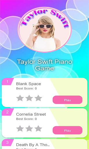 willow taylor swift new songs piano game 1.3 screenshots 1
