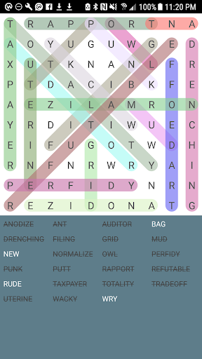 Word Search Lite  screenshots 1
