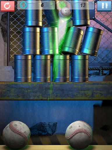 Can Shooting Game 2021: Flick Ball & Hit Can Smash  screenshots 6