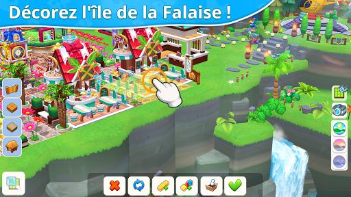 Télécharger Gratuit Mon petit paradis : gestion de station de vacances mod apk screenshots 3