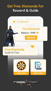 Free Diamonds : Free Diamonds for free in fire