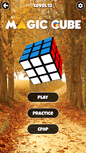 Magic Cube Puzzle apktreat screenshots 1