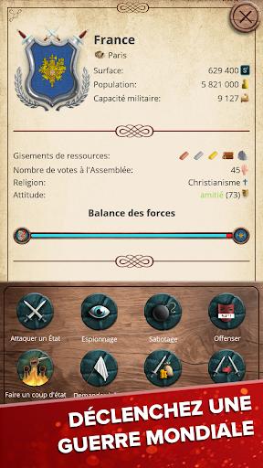 Époque de la Colonisation: Stratégie économique APK MOD – ressources Illimitées (Astuce) screenshots hack proof 2